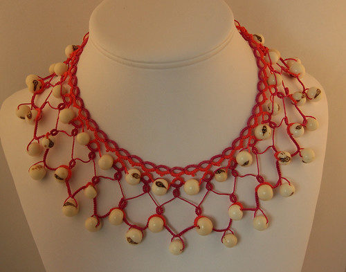 Tatted Necklace by Gary Steele (2)