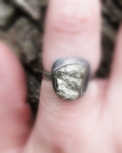 Ring by My Own Litte Universe on Etsy