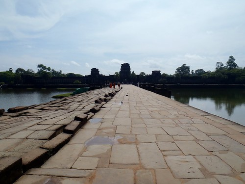 The Who, What, When, Where and Why of Angkor Wat