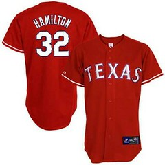 Texas Rangers #32 Josh Hamilton Red Jersey (Terasa2008) Tags: jersey texasrangers  cheapjerseyswholesale cheapmlbjerseys mlbjerseysfromchina mlbjerseysforsale cheaptexasrangersjerseys