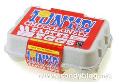 Tony's Chocolonely Eggs