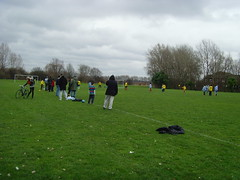 Sunday league - Hackney Marshes 2011 (bbcworldservice) Tags: world great bbc service olympics expectations 2012 hackneyeastlondon