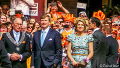 Koningsdag 2014-1-9 (DiDaDoDeborah) Tags: travel family orange holland netherlands dutch amsterdam 30 europe king view princess you ngc alexia nederland royal palace queen ariane views april alexander beatrix maxima willem oranje troon 2014 amalia webshots koningin koning koningshuis prinses koningsdag kroning kingsday