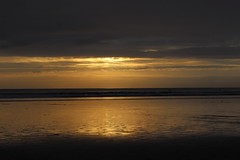 Lahinch at sunset (sheelaghgleeson) Tags: sunsetoct8th2016 wildatlanticway lahinch