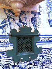 Confiteor Deo omnipotenti et vobis, fratres, quia peccavi nimis cogitatione, verbo, opere, et omissione mea culpa........ (Kalsa (m.a.mondini)) Tags: europa europe evora confessionile art azulejo asuszoom kalsamamondini