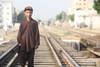 Street Kid (asfandyarkohati) Tags: blur blurphotography streetkids streetlife railway tracks pakistan karachi children blureffect folk folkvibe folkgood indiapictures canon canon60d myphotography photography train trainphotography