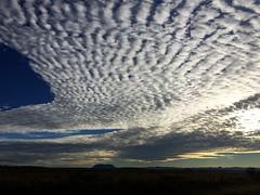 West Texas Sky (Diann Bayes) Tags: sky clouds westtexas texas tx blue travel