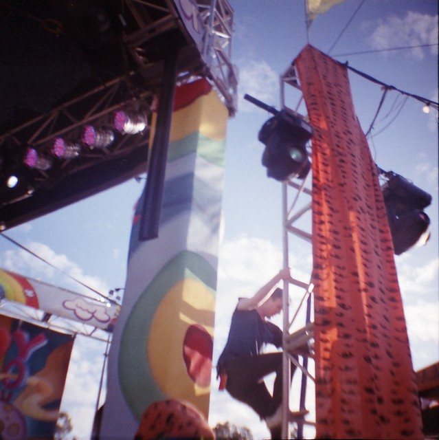 Matt and Kim, Big Day Out