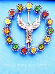 #270103 Mandala (fabriciabarcelos) Tags: artesanato mandala divino sãojoãodelrei artesanatomineiro ôsô