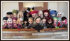 My Dolly Family!!