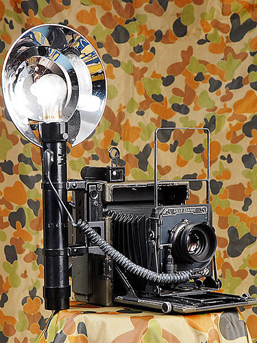 signal corps PH-47-J speed graphic