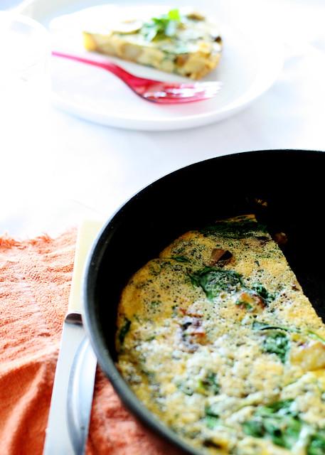 Gluten Free Scallywag_Vegetarian Frittata 3