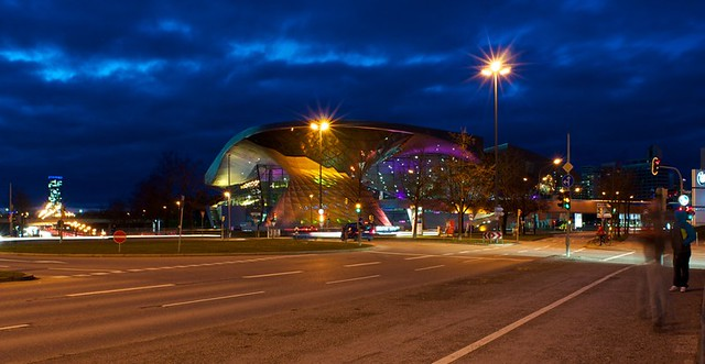 Евротрип - 2011. Мюнхен. Музей BMW
