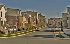 residential street, King Farm (by: EPA Smart Growth)