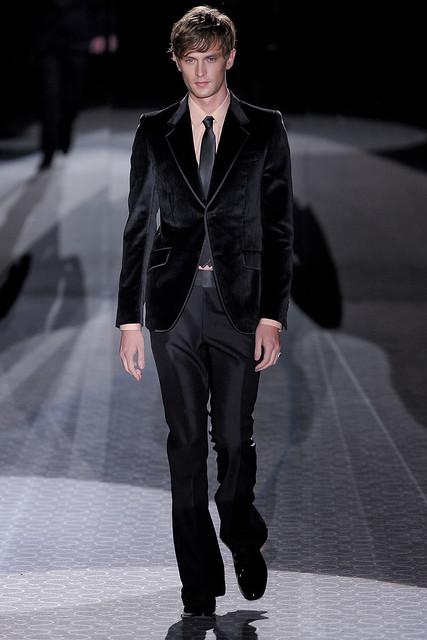 Mathias Lauridsen3272_FW11_Milan_Gucci(VOGUEcom)