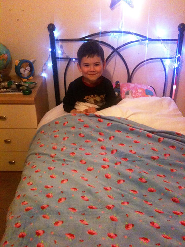 The boy who wanted a princess bed