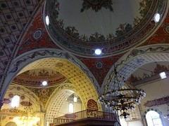 Happy Friday! / Interior of the Djumaya Mosque in Plovdiv (Frans.Sellies) Tags: mosque bulgaria mosquee mezquita plovdiv bulgarie mesquita moskee bulgarije bulgarien moschee bulharsko bulgaristan              p1280470