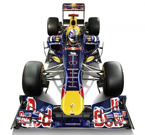 Red Bull RB7 F1 Studio