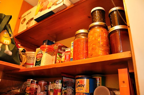Pantry Clean-Out