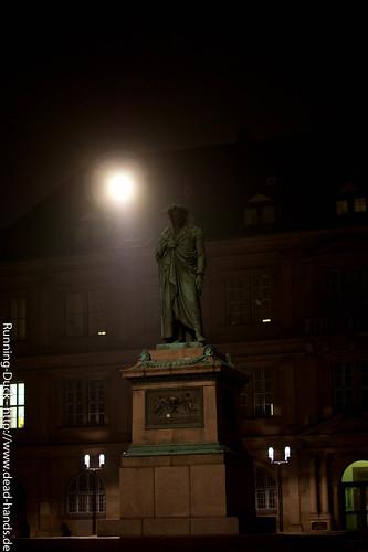 Schiller im Licht
