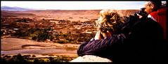 Camilla In Action (Thomas Boesgaard) Tags: africa woman girl female prime morocco afrika marokko hasselbladxpan standardlens primelens kodakprofessionalelitechrome100film 24x65 kodakeastman camillahylleberg hasselbladf445mm 135filmformat