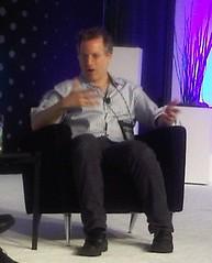 Ben Mezrich at DomainFest