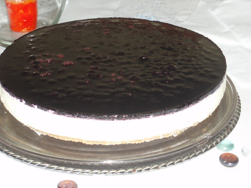 tarta de arándanos 1