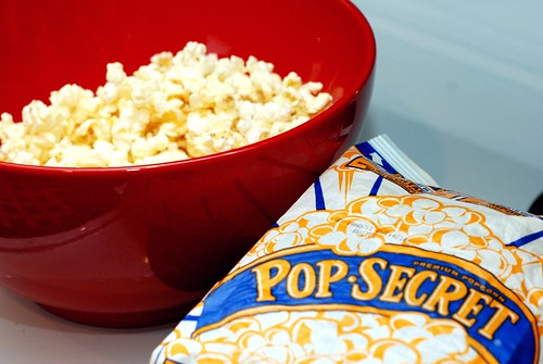 Pop Secret Popcorn for #popcameraaction