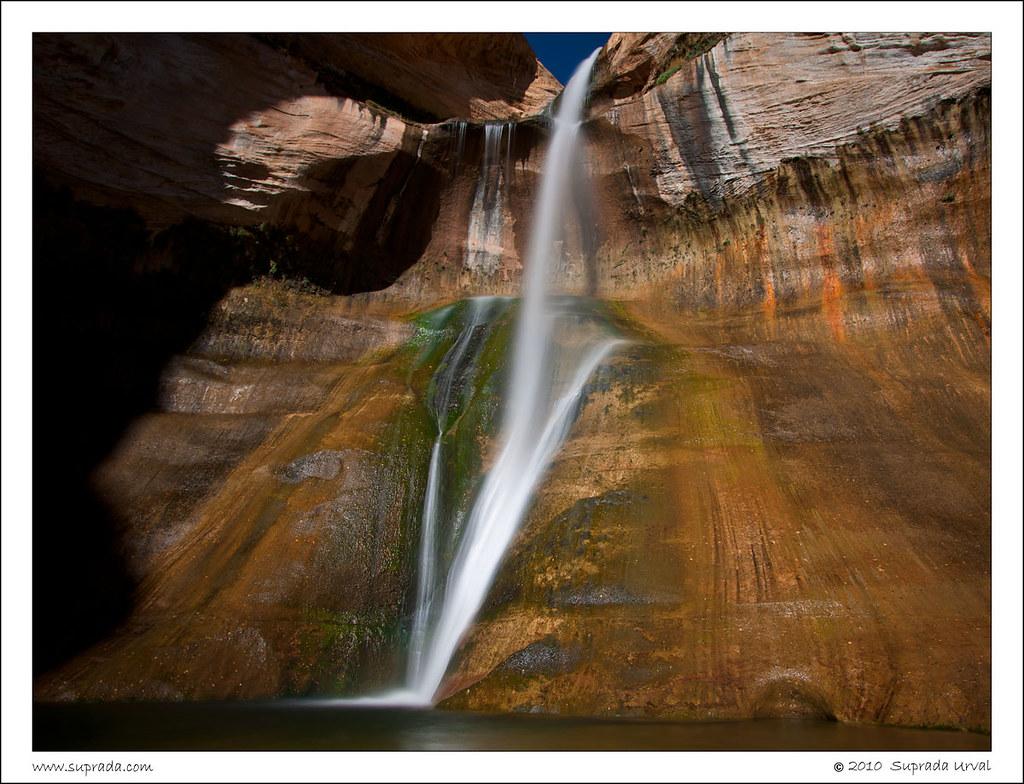 Lower Calf Creek Falls - 1