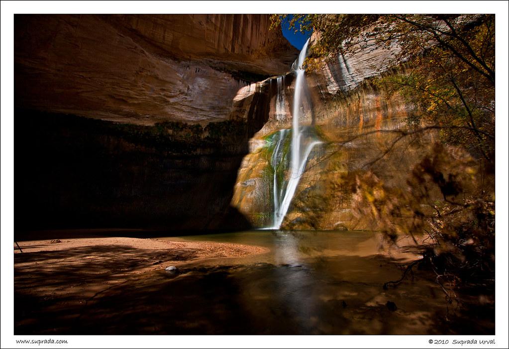 Lower Calf Creek Falls - 4