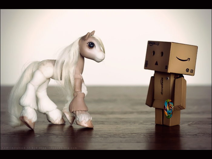 Danbo Meets McPonysons (4 of 6)