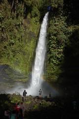 Las Cascadas (gmo. villegas) Tags: chile de landscape waterfall los paisaje paisagem falls lagos salto cascade cachoeira cascada región