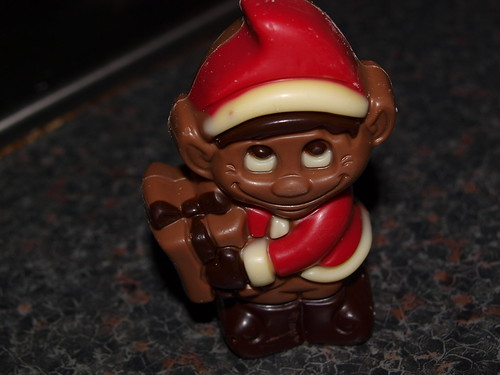 Belfine Chocolate Elves & Santa