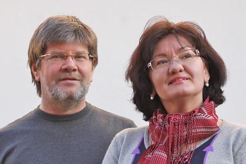 Inessa und Raschid Asbuchanow 15