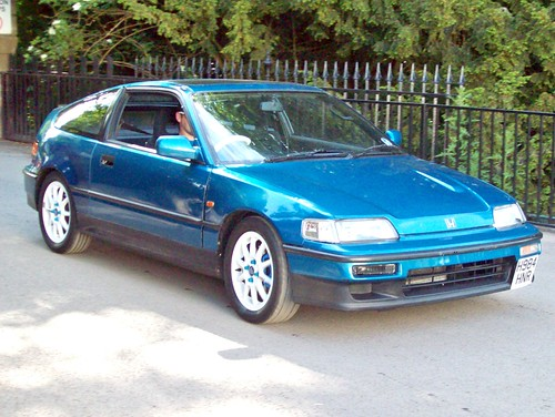 73 Honda Civic CRX (1986-91)