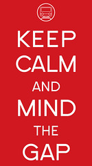 Keep Calm inspired by Breige Flynn