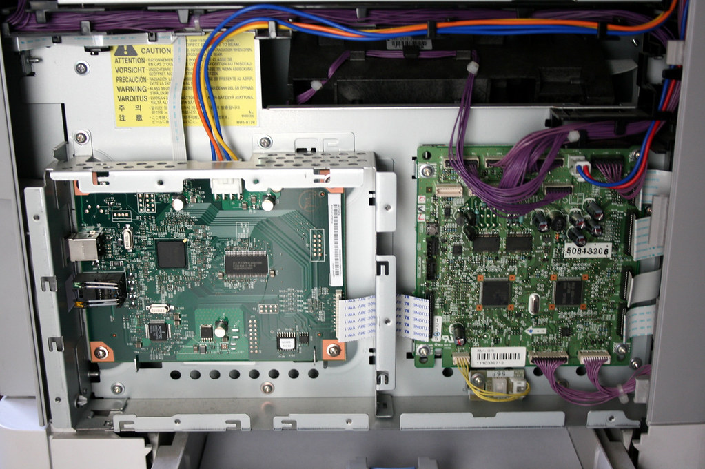 how to clean printer nozzles