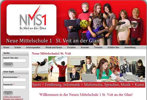 Neue Mittelschule St. Veit