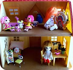 Dollhouse (Teka e Fabi) Tags: