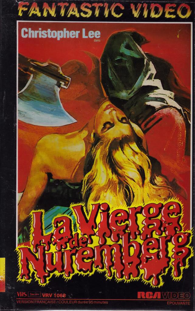 Vierge Nurenberg (VHS Box Art)