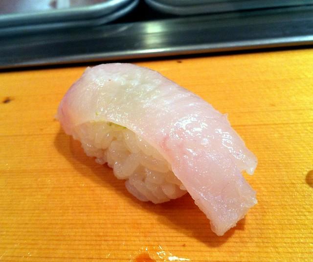 Hirame (Flounder Fish)