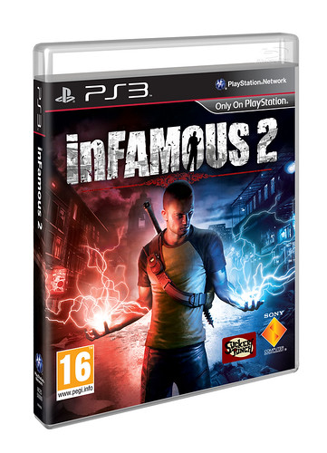 inFamous 2 PAL Release Date Confirmed: 8th / 10th June