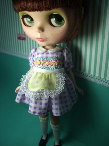縐折袖洋裝! 新發售!