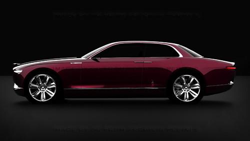 Bertone 2011 Jaguar B99