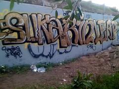 (Pastor Jim Jones) Tags: graffiti strawberry leap rin suka lcm fileds
