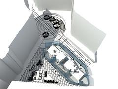 Proposed Ground Floor Axonometric