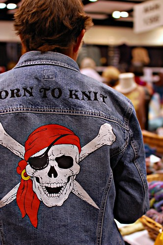 Born to Knit