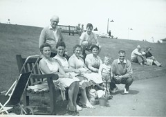 Image titled McCreath family and friends - Girvan 1959