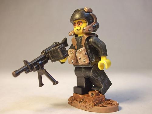 Custom minifig WW3 SEAL