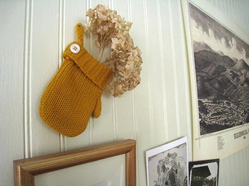 found mitten